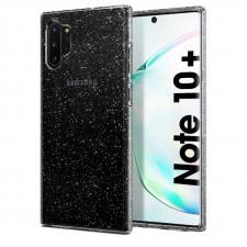 Liquid Crystal Glitter Samsung Galaxy Note 10 / Note 10 Plus Phone Case Cover Casing