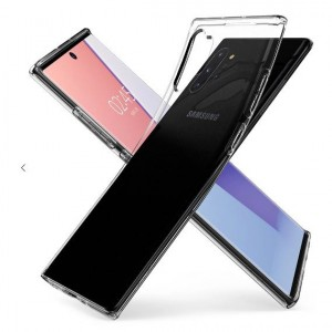 Liquid Crystal Samsung Galaxy Note 10 / Note 10 Plus Phone Case Cover Casing