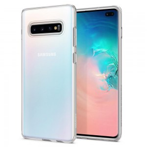 Liquid Crystal Samsung Galaxy S10 / S10 Plus Phone Case Cover