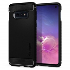 Rugged Armor Samsung Galaxy S10E Phone Case Cover Casing
