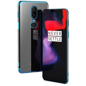 Oneplus 6 Soft Rubber Clear Phone Case Cover Casing