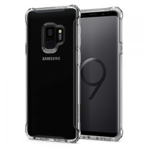 Rugged Crystal Samsung Galaxy S9 / S9 Plus Case Cover Casing