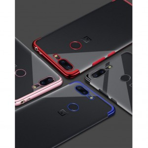 One Plus 5T Soft Rubber Case Cover Casing