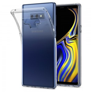 Liquid Crystal Samsung Galaxy Note 9 Phone Case Cover Casing