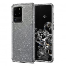 Liquid Crystal Glitter Samsung Galaxy S20 / S20 Plus / S20 Ultra Phone Case Cover Casing