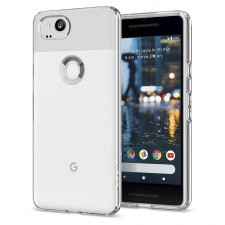 Liquid Crystal Google Pixel 2 Case Cover Casing