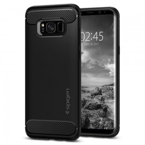 Samsung Galaxy S8 Rugged Armor Case Cover Casing
