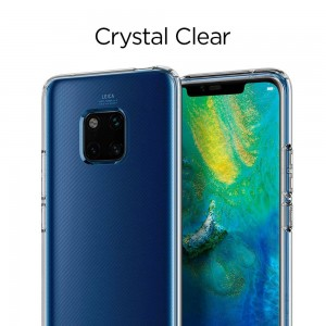 Liquid Crystal Huawei Mate 20 Pro Phone Case Cover Casing