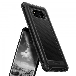 Samsung Galaxy S8 Rugged Armor EXTRA Case Cover Casing