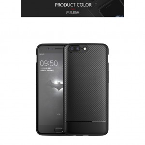 One Plus 5 Soft Rubber Case Cover Casing