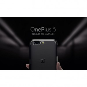 OnePlus Five One Plus 5 1+5 Soft Laser Case Casing Cover