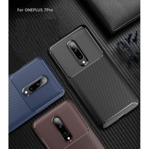 OnePlus 7 / OnePlus 7 Pro SLIM Armor Soft TPU Phone Case Cover Casing