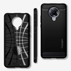 Rugged Armor Xiaomi Poco F2 Pro Phone Case Cover Casing