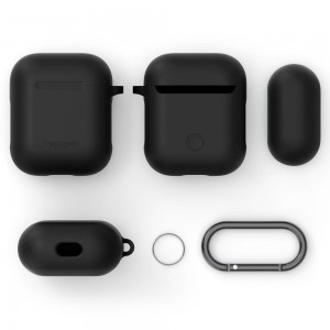 Apple Airpods Silicone Case Earphone Bag