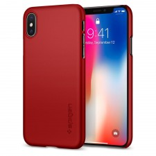 Thin Fit IPHONE X Case Cover Casing