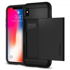 Slim Armor CS IPHONE X Case Cover Casing