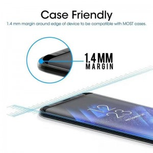 FULL ADHENSIVE Samsung Galaxy S8 / S8 Plus Tempered Glass Screen Protector