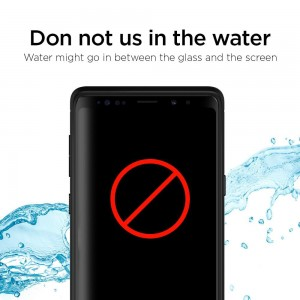 Samsung Galaxy Note 9 Tempered Glass Screen Protector
