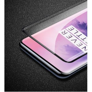OnePlus 7 / OnePlus 7 Pro 9H Tempered Glass Screen Protector FULL ADHENSIVE FULL GLUE Anti Scratch