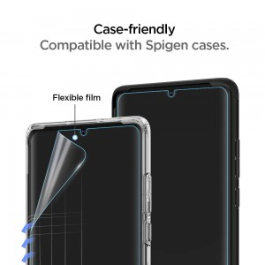 Neo Flex Huawei P30 Pro / Mate 30 Pro Screen Protector Full Coverage Case Friendly