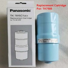 TK7815C1ZEX - REPLACEMENT CARTRIDGE FOR PANASONIC WATER FILTER TK7585