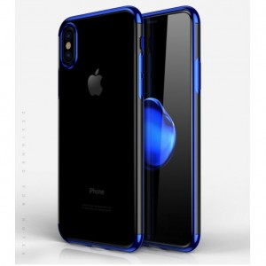 IPHONE X Soft Rubber Phone Case Cover Casing