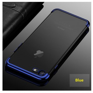 IPHONE 7 / 7 Plus / 8 / 8 Plus Soft Slim Rubber Case Cover Casing