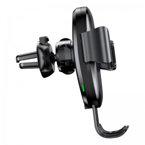 BASEUS IPHONE X 8 Plus Note 8 Car Mount with Wireless Charger