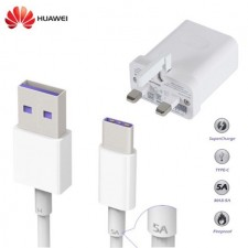 Huawei Super Charge 5A/4.5A Adapter Charger With Super Charge 5A Type-C Cable 22.5w