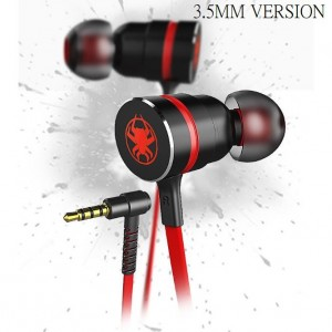 G20 Gaming Headphone Stereo Bass Earphone Sport PUBG Earbuds Mic Mobile Legend CS Go PS4