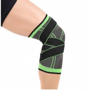Sports Knee Pads Elastic Guard Knee Protector For Running Cycling Hiking 4.8