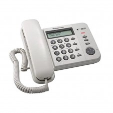 Panasonic KX-TS560 Corded Display Phone Home Office TM Unifi Landline Telephone