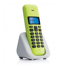 Motorola DECT Speaker Phone Digital Cordless Telephone T301 Caller ID TM Line Unifi Maxis Time