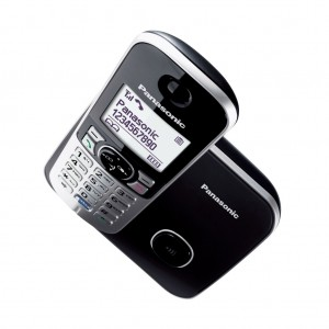 Panasonic Twin KX-TG6812ML KX-TG6812 Big Display DECT Cordless Office Home House TM Unifi Line Maxis Time Phone