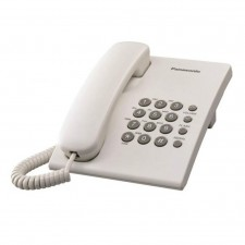 Panasonic KX-TS500ML TS500 Corded Single Line PABX Phone House Office Home TM Unifi Line Maxis Time Landline Telephone