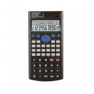 OLYMPIA Scientific Calculator ES-570MS II 570MS 570 Secondary School Student Office Use