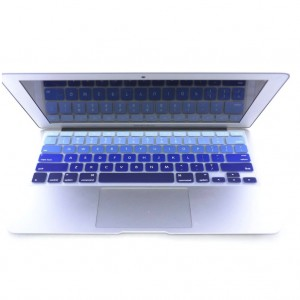 Silicone Keyboard Protector Macbook Slim Water Proof Cover MacBook Air Pro 13 inch