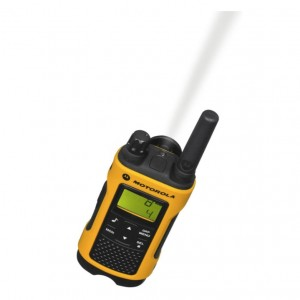 MOTOROLA MCMC/SIRIM Approved FRS Walkie Talkie TLKR Talkbabout Waterproof T80Ex Extreme Outdoor Security Event Radios
