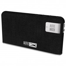 ALTEC LANSING STONE PORTABLE BLUETOOTH WIRELESS THIN PROFILE SPEAKER