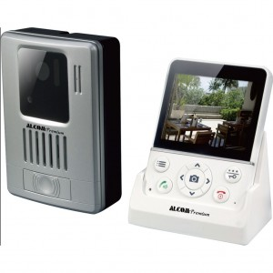 ALCOM Premium Wireless Digital Video Doorbell Door Phone ADB3219