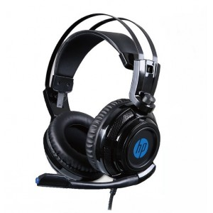 HP H200GS USB 7.1 BACKLIT GAMING HEADSET WITH MIC 4D POWERFUL SOUND MULTIFUNCTION WIRED CONTROL