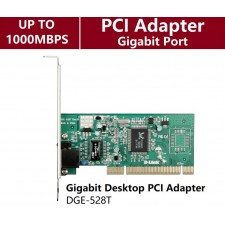 D-Link Dlink DGE-528T Gigabit PCI Gigabit Desktop Network Adapter