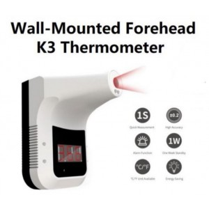 K3 THERMOMETER Non Contact Digital Termometer Infrared Forehead measurement