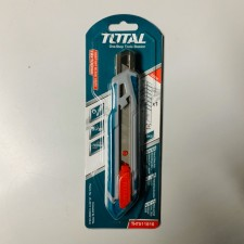 TOTAL HEAVY DUTY SNAP OFF BLADE HAND KNIFE 18MM (THT511816)
