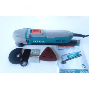 TOTAL 300W MULTI FUNCTION TOOLS / MULTI CUTTER (T-TS3006)