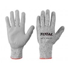 TOTAL CUT-RESISTANCE GLOVES / RUBBER GLOVE / ANTI CUT GLOVE