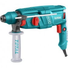 TOTAL 800W 3 MODE ROTARY HAMMER DRILL - 26MM