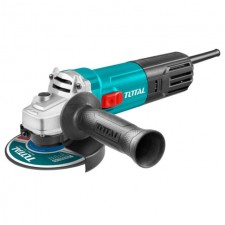 """TOTAL 750W 4"""" INDUSTRIAL ANGLE GRINDER"""