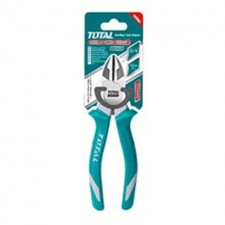 """TOTAL HIGH LEVERAGE DIAGONAL CUTTING PLIERS 6""""-160MM"""