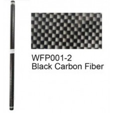 SAMURAI WATER TRANSFER FILM - BLACK CARBON FIBRE (WFP001-2)